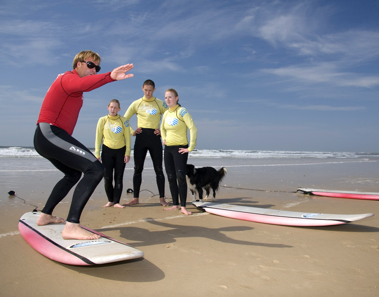 Surf Courses in South Africa