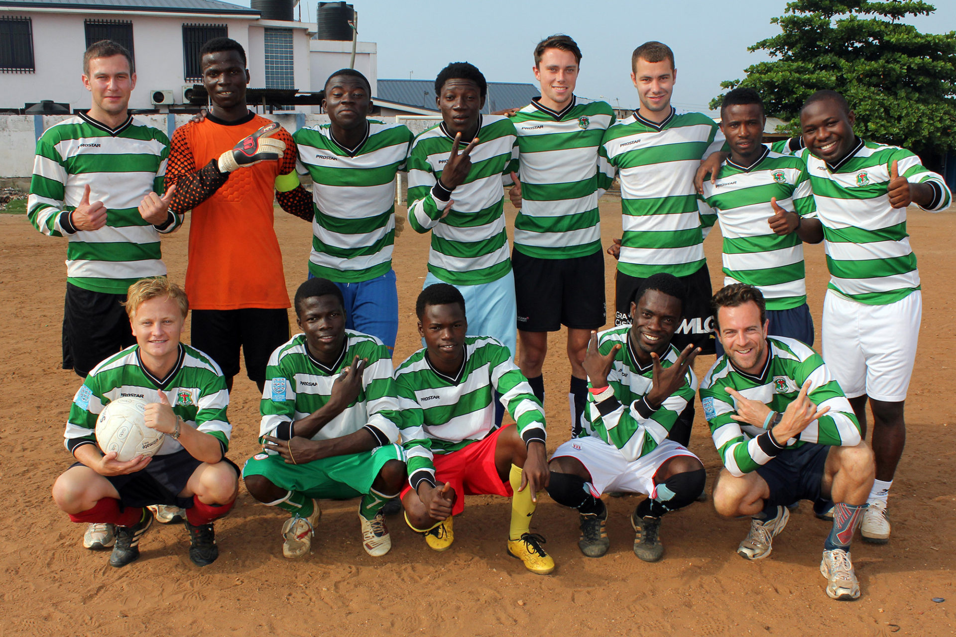 Football Tours in Africa