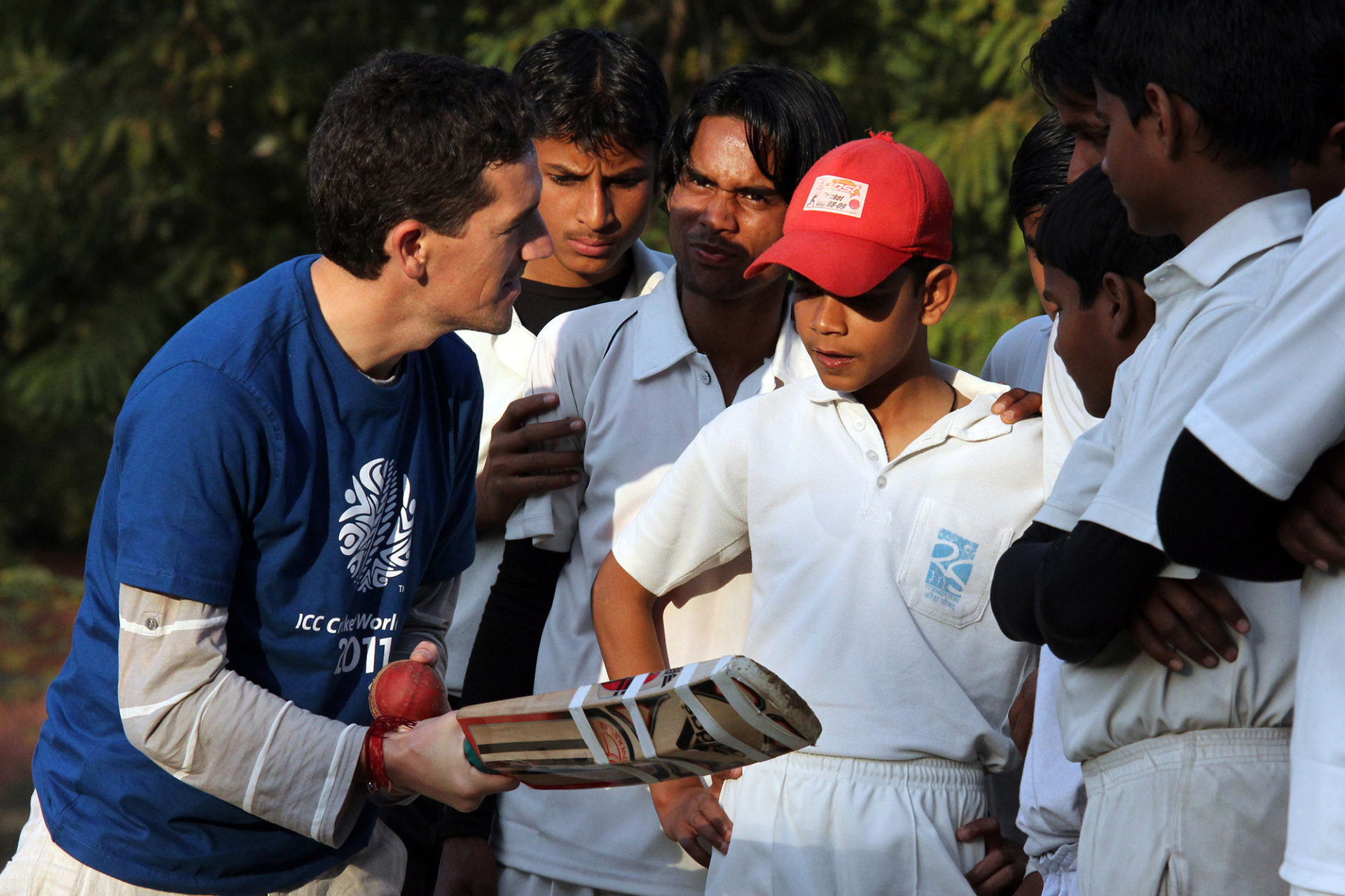 Coach Cricket in India